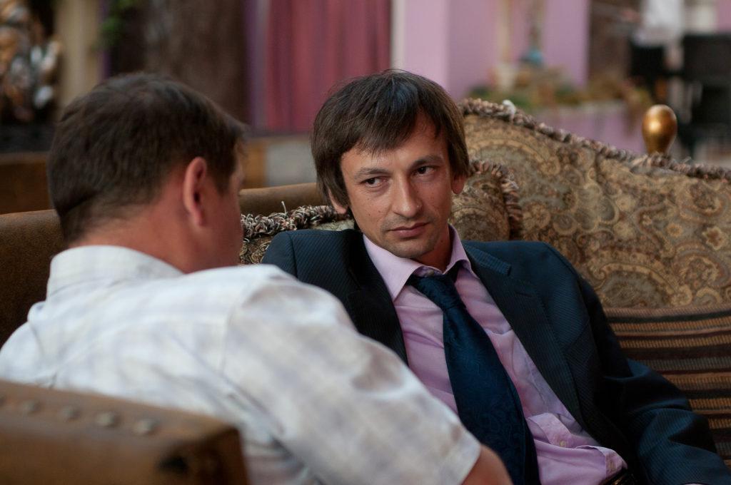 Эдуард Деметьев 2012 год